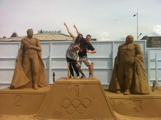 olympic Poduim 2